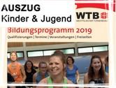 Bildungsplan 2019 - Auszug Kinder und Jugend