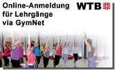 Anmeldung Gymnet