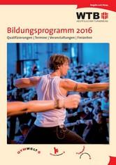 Bildungsprogramm 2016